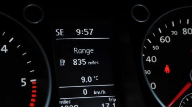real world and official fuel economy gap grows