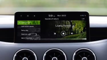 2021 Kia Stinger GT-S 3.3 T-GDi V6 - screen