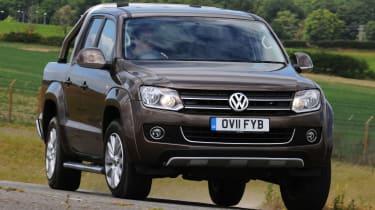 Best cars for under £15,000 - Volkswagen Amarok