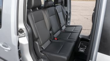 Caddy middle seats