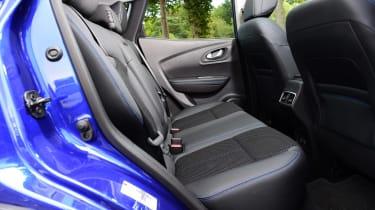 Renault Kadjar - rear seats