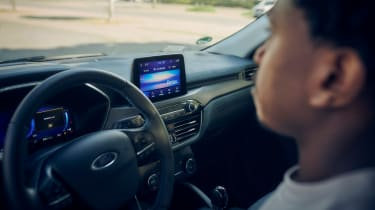 Ford Mindfulness Concept Car - interior