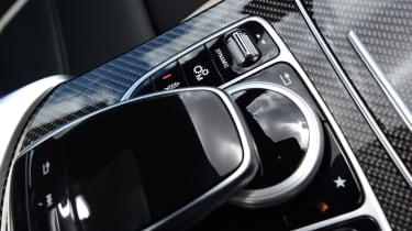 Mercedes-AMG C 63 S - controls