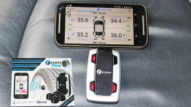 FOBO Tire TPMS Bluetooth