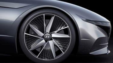 Hyundai Le Fil Rouge concept - wheel