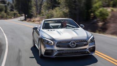 Mercedes-AMG SL 65 - full front
