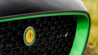 Lister Thunder grille green