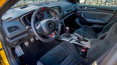 Renault Megane RS Trophy - dash