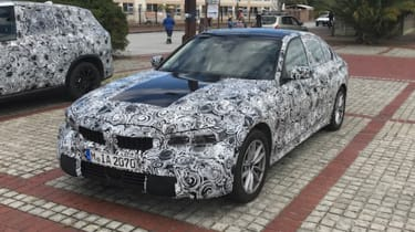 2018 BMW 3 Series - front