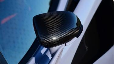 McLaren 600LT - wing mirror