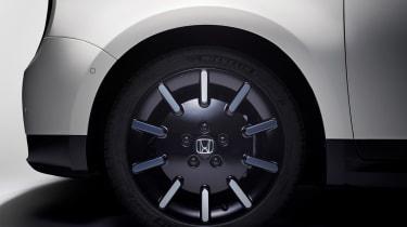 Honda e Prototype - wheel