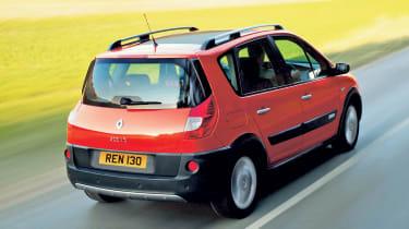 Renault Scenic Conquest dci