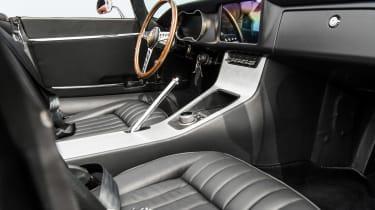 Jaguar E-Type Zero - dash