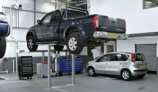 main dealer servicing