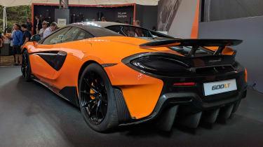 Goodwood Festival of Speed - McLaren 600LT