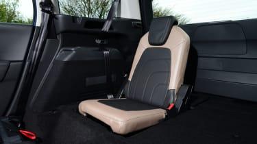 Citroen Grand C4 Picasso single rear seat