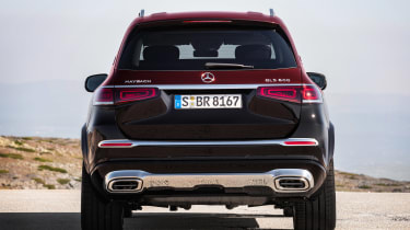 Mercedes-Maybach GLS - full rear static