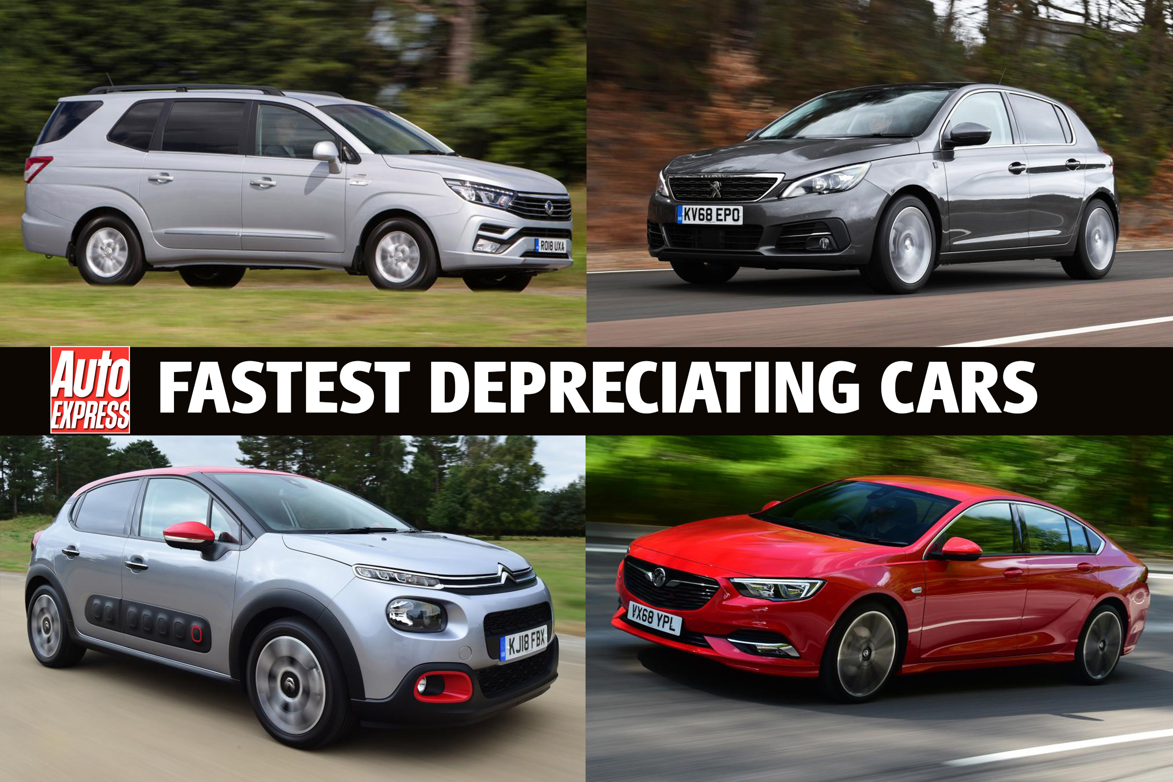 Fastest Depreciating Cars Top 10 Worst Motoring Money Pits Auto Express
