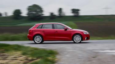 Audi A3 Sportback - side