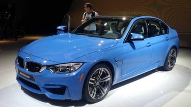 BMW M3 Detroit Motor Show 2014