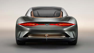 Bentley EXP 100 GT concept - full rear