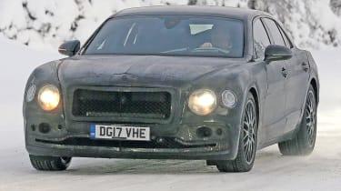Bentley Flying Spur front