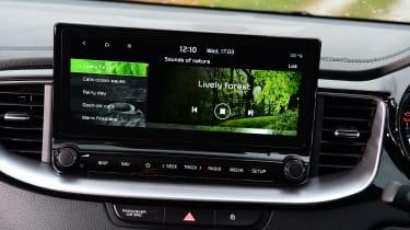 Kia XCeed - screen