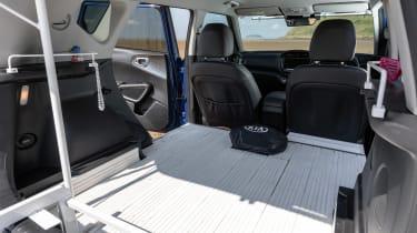 Kia Soul EV Boardmasters Edition - interior