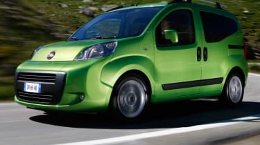 Fiat Qubo front