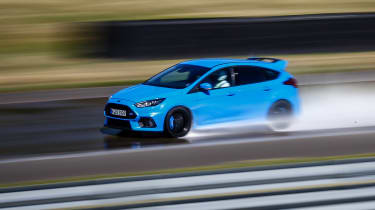 Ford Focus RS Edition - tracking