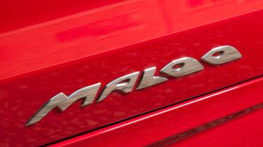 Vauxhall VXR8 Maloo - Maloo badge