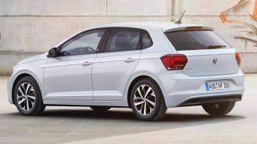 New Volkswagen Polo Beats - rear