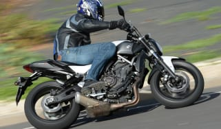 Yamaha MT-07 review - header