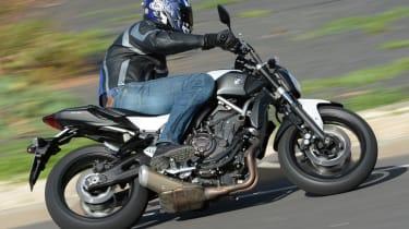 Yamaha MT-07 review - header