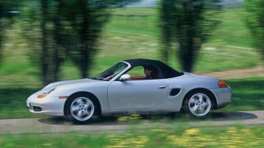 Best cars for under £5,000 - Porsche Boxster