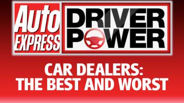 Best car dealers 2014