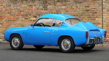 Fiat-Abarth 750 GT rear