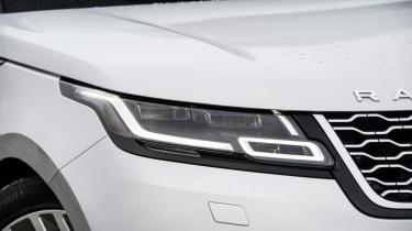 Range Rover Velar - diesel headlight