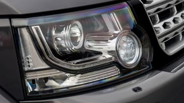 Range Rover Discovery 4 - light