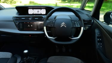 Citroen C4 Picasso Touch Edition - interior