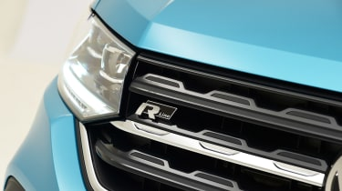 Volkswagen T-Cross - front light