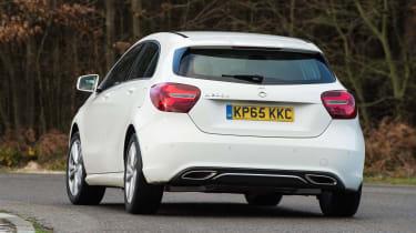 Mercedes A-Class Mk3 facelift