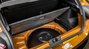 Dacia Sandero Stepway - spare wheel