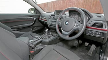 Used BMW 1 Series - interior