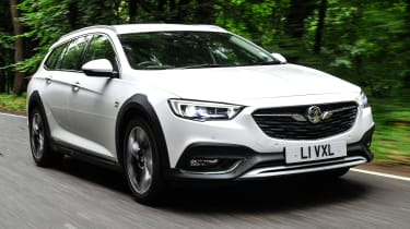 Vauxhall Insignia Country Tourer - front
