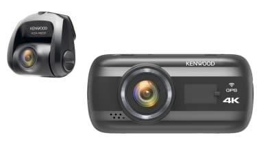 Kenwood DRV A601 and KCA-R200 rear cam