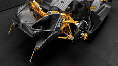 Apollo IE front suspension