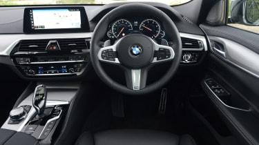 BMW 6 Series GT - dash