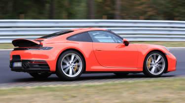 Porsche 911 rear quarter