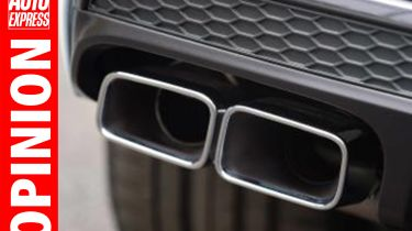 Opinion - diesel exhausts